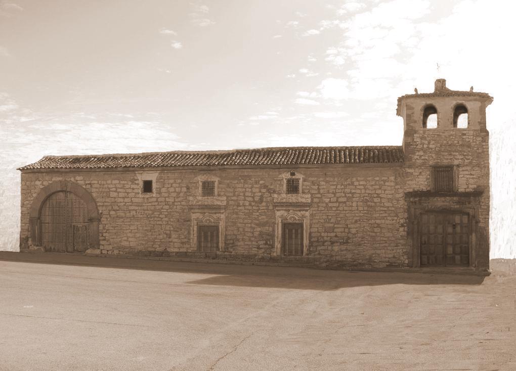 Convento de los Trinitarios en Mota del Cuervo