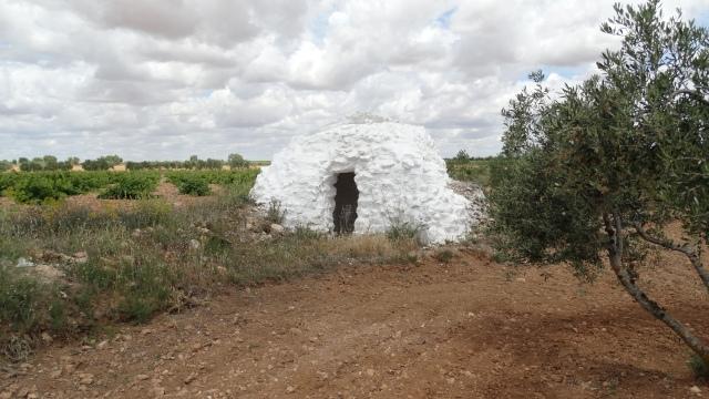 Chozo de pastores de La Sendilla en Mota del Cuervo