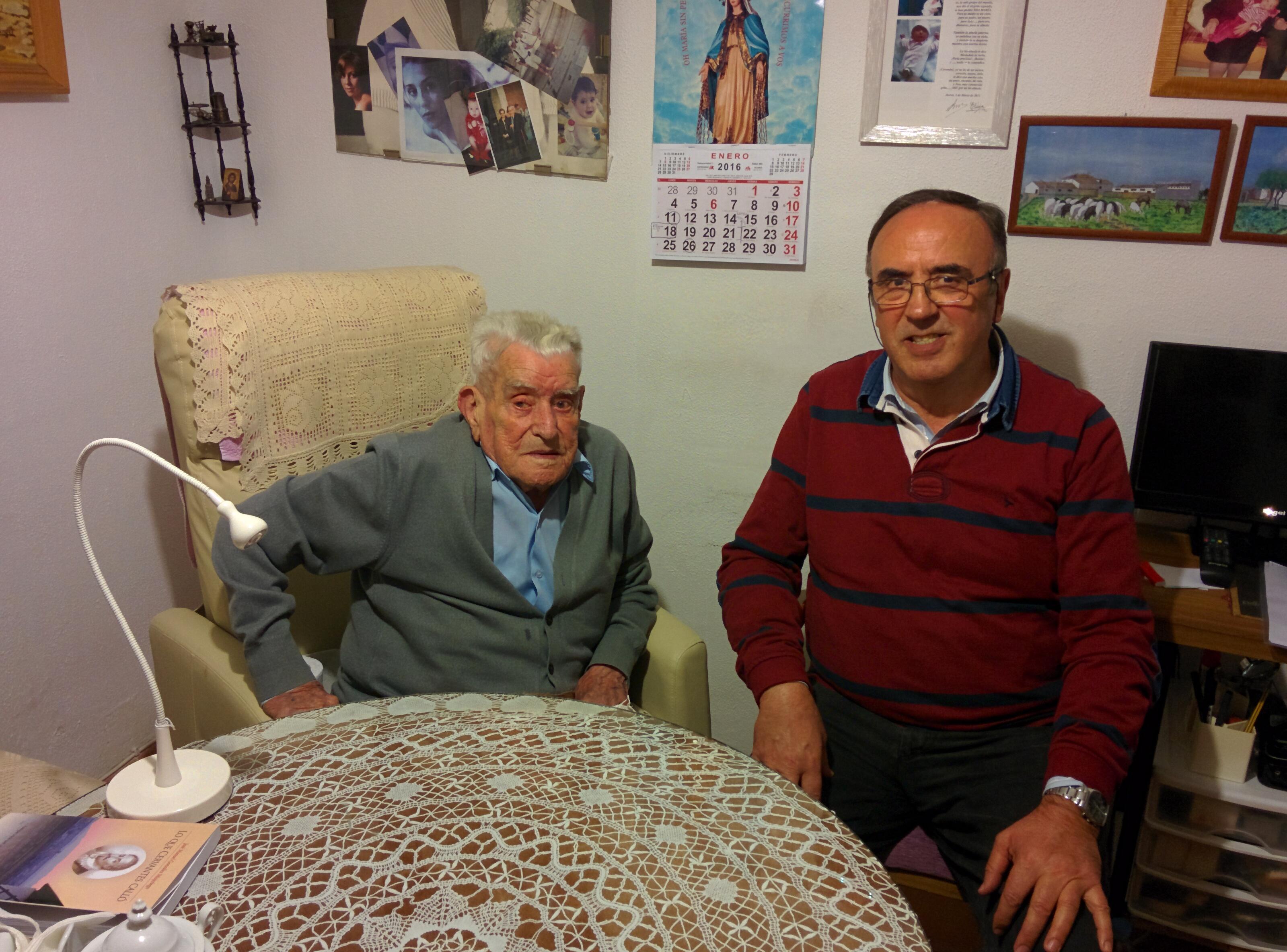 D. Luis García y JMGM