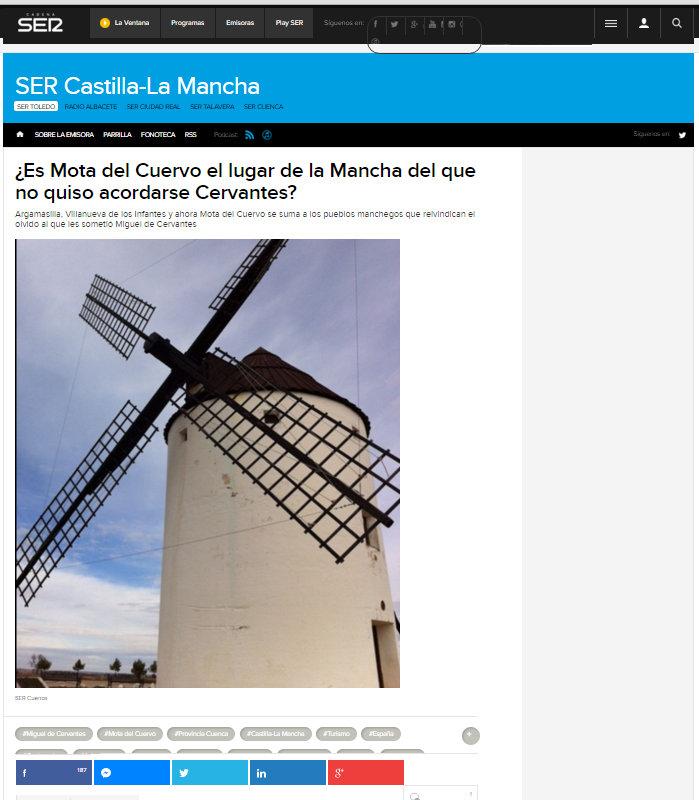 Dossier de Prensa CADENA SER CLM