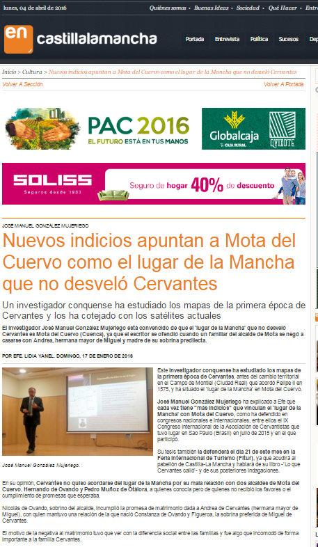Dossier de Prensa E CM