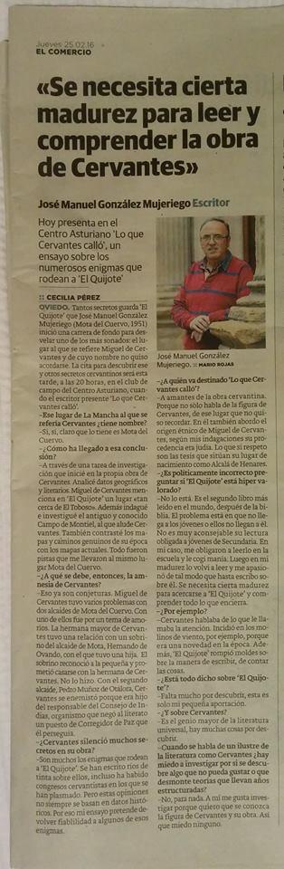 Dossier de Prensa EL COMERCIO