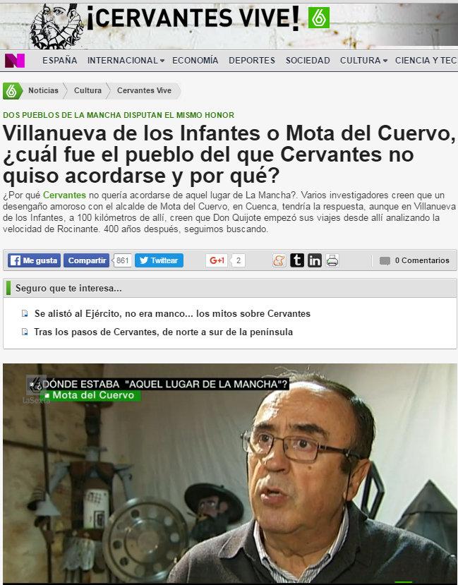 Dossier de Prensa LA SEXTA TV