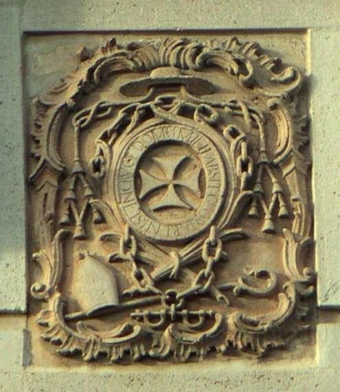 Escudo del Obispo Alonso Cano