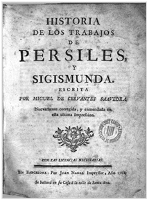 Los trabajos de Persiles y Sigismunda (M. de Cervantes)