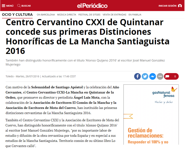 nombramiento JMGM Alonso Quijano 2016