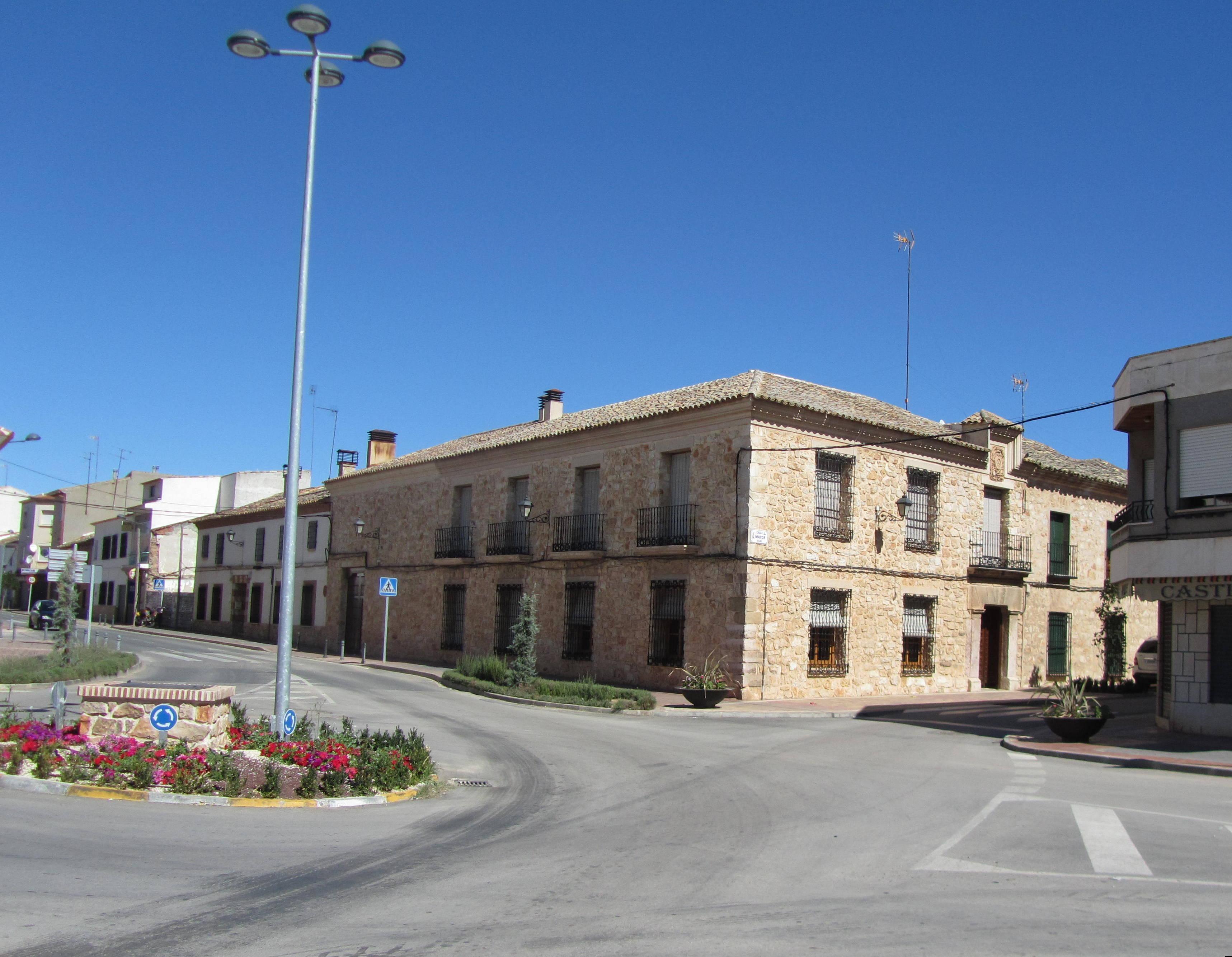 Plaza de la Aldea