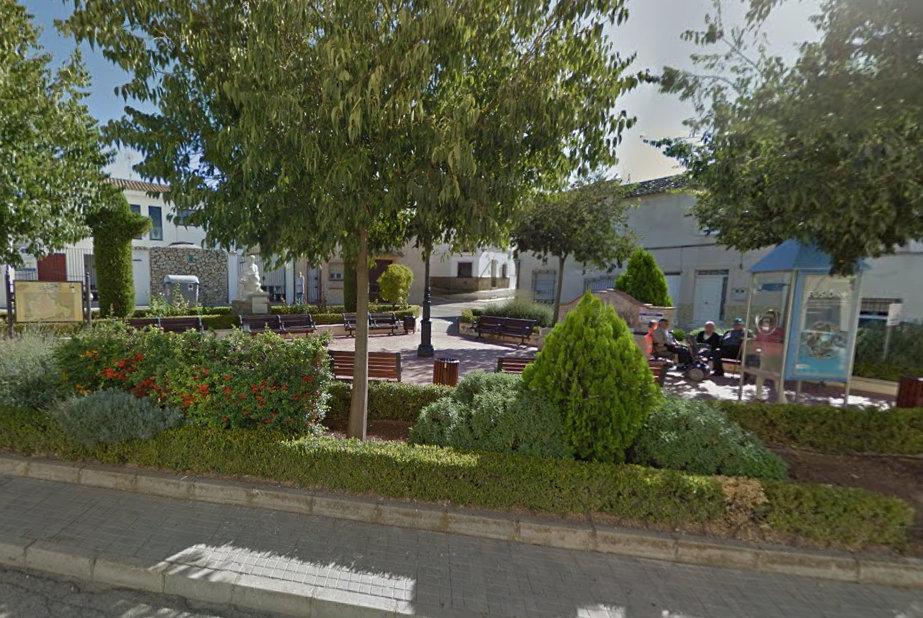 Plaza de la Cruz Verde de Mota del Cuervo