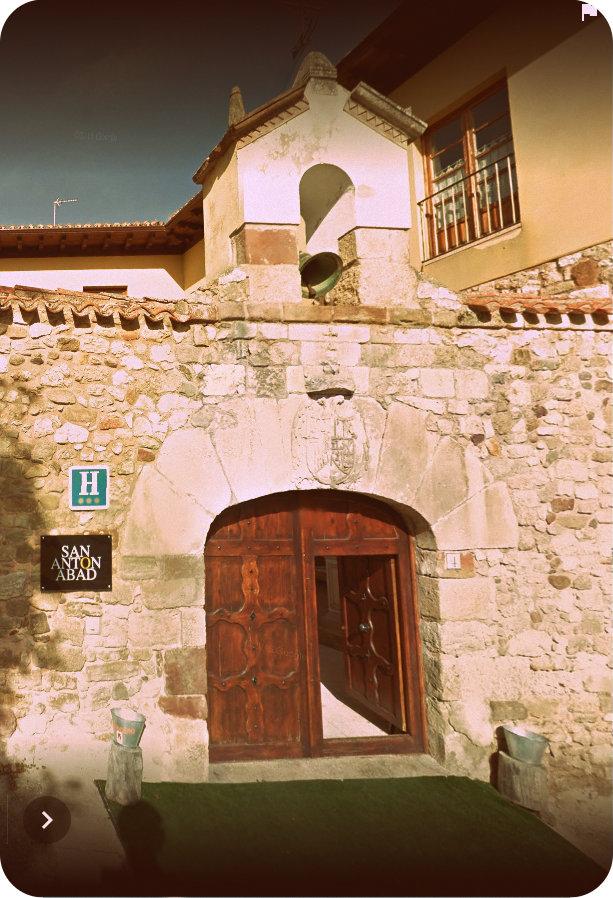 Hospital de Villafranca Montes de Oca (fuente google maps)