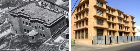 asilo e instituto