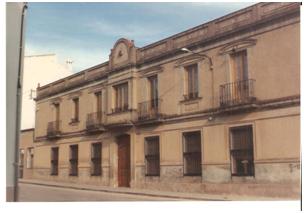 foto convento hnas. Cardenal Sancha