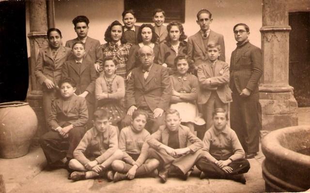 Escuela de Don Sabino