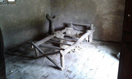 catre-del-fuerte de San Juan Bautista