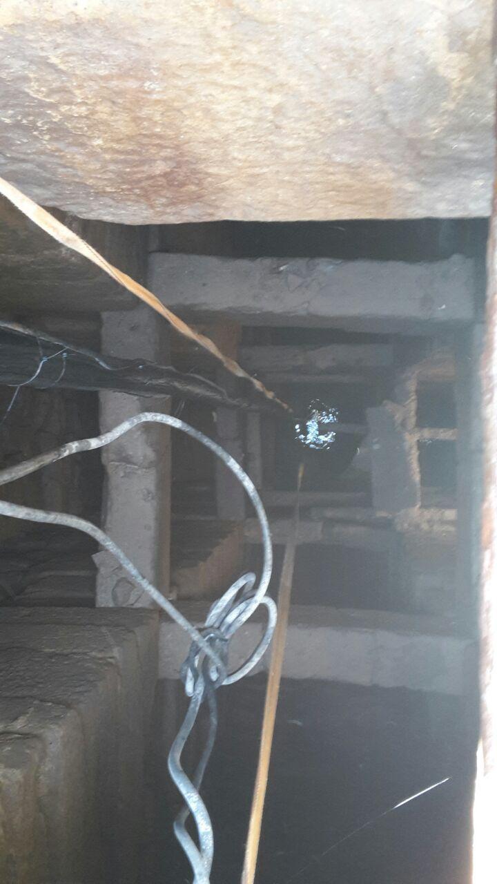 Pozo de las fuentes interior