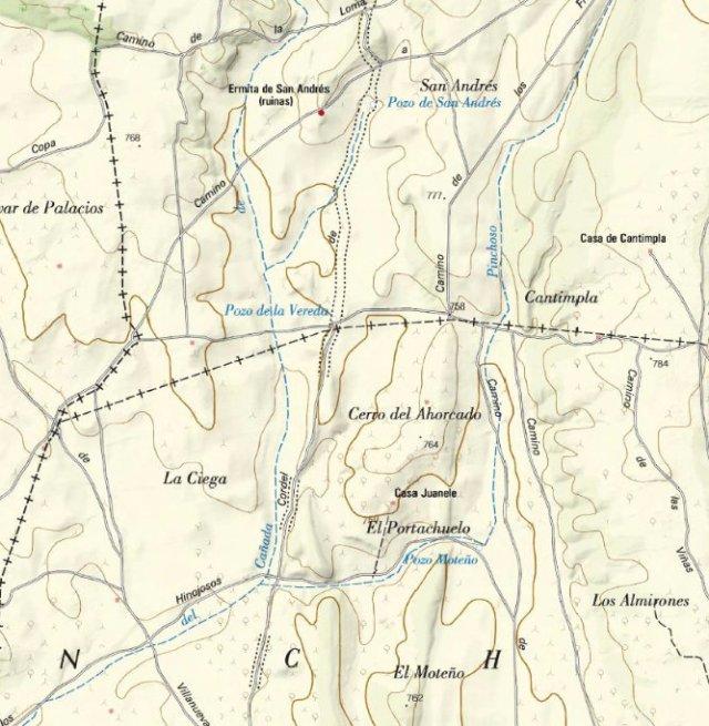 plano del pozo de la Vereda y del pozo Moteño.jpg
