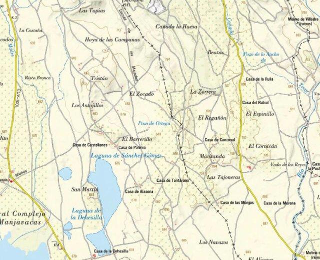 plano del Pozo Ortega2