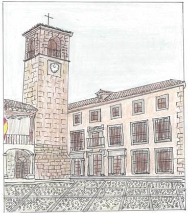 Plaza de Mota del Cuervo